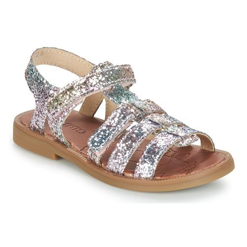 Shoes Girl Sandals GBB KATAGAMI Multicoloured