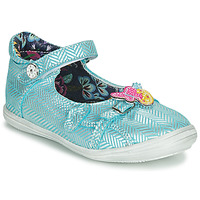 Shoes Girl Flat shoes Catimini SITELLE Blue
