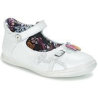 Shoes Girl Flat shoes Catimini SITELLE White