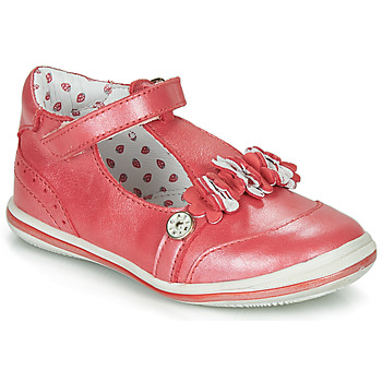 Shoes Girl Flat shoes Catimini SANTOLINE Red