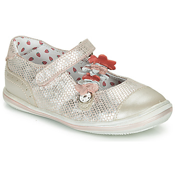 Shoes Girl Flat shoes Catimini STROPHAIRE Pink