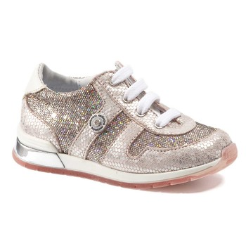 Shoes Girl Low top trainers Catimini STEREE Pink