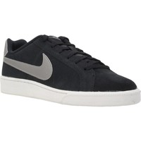 Shoes Men Trainers Nike COURT ROYAL Black