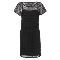 Clothing Women Short Dresses Esprit AXERTA Black