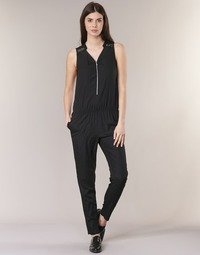 Clothing Women Jumpsuits / Dungarees Kaporal VEKA Black