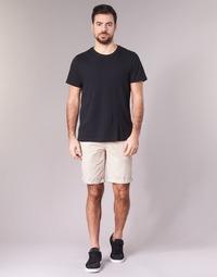 Clothing Men Shorts / Bermudas Kaporal SETHI Beige