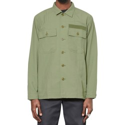 Clothing Men long-sleeved shirts Manastash MT Utility Shirt Green Green