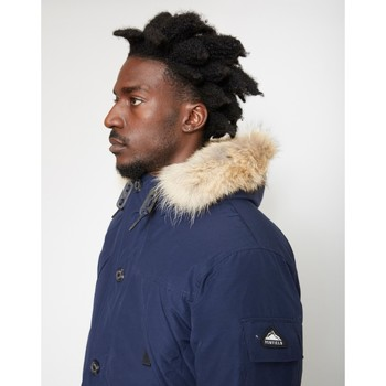 Clothing Men Jackets Penfield Hoosac RF Jacket Navy Blue