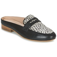 Shoes Women Clogs Maruti BELIZ Black / White