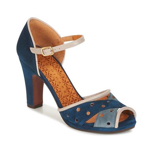 Shoes Women Sandals Chie Mihara AKAI Blue