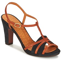 Shoes Women Sandals Chie Mihara AIDONA Navy / Brown