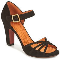 Shoes Women Sandals Chie Mihara AMENO  black