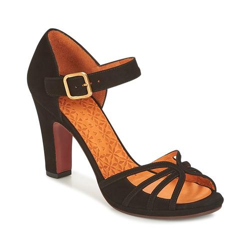 Shoes Women Sandals Chie Mihara AMENO  black