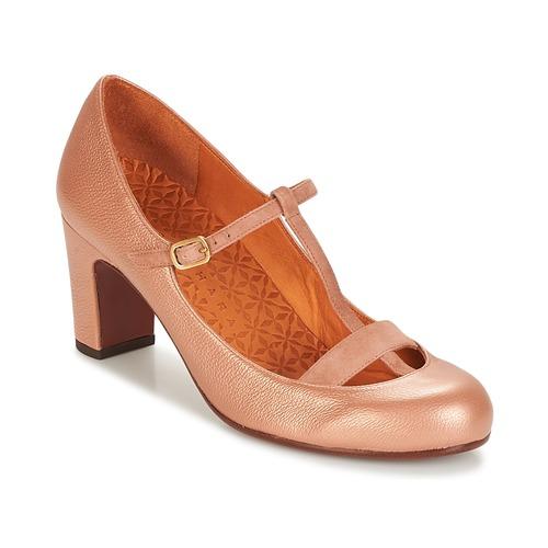 Shoes Women Heels Chie Mihara JANGA Nude