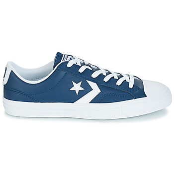 Converse Star Player Ox Leather Essentials