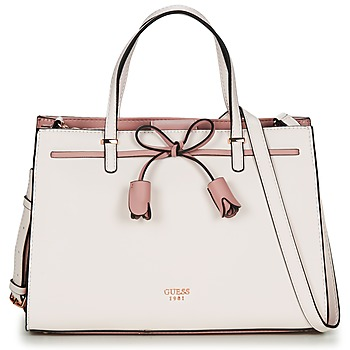 Bags Women Handbags Guess LEILA GIRLFRIEND STACHEL Pink