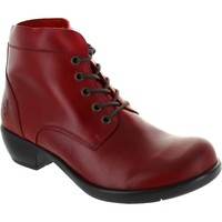Shoes Women Mid boots Fly London Mesu Red