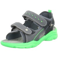 Shoes Sandals Ricosta Tajo Kinder Klett Grey