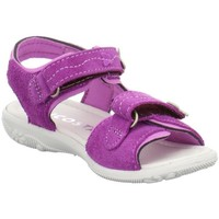 Shoes Girl Sandals Ricosta Azany Kinder Violet