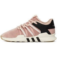 Shoes Women Low top trainers adidas Originals Consortium Eqt Lacing Adv Wmns Overkill X Fruition Sneaker Excha Pink-White