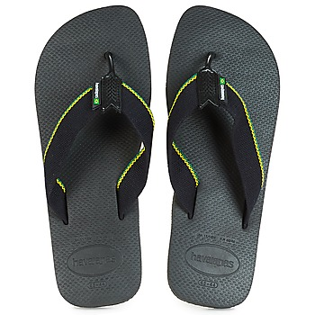 Shoes Men Flip flops Havaianas URBAN BRASIL  black