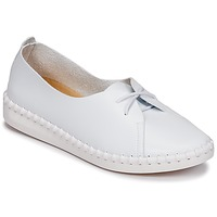 Shoes Women Derby Shoes LPB Woman DEMY White