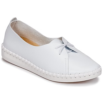 Shoes Women Derby Shoes Les Petites Bombes DEMY White
