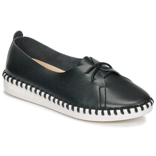 Shoes Women Derby Shoes Les Petites Bombes DEMY Black