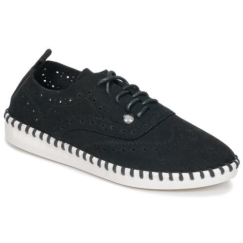 Shoes Women Derby Shoes Les Petites Bombes DIVA Black