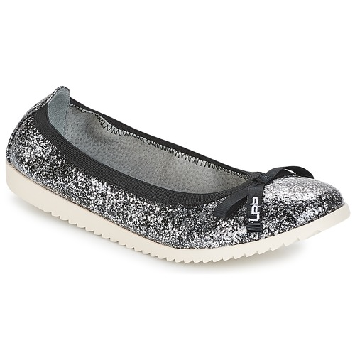 Shoes Women Flat shoes LPB Shoes EDEN Black