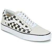 Shoes Low top trainers Vans OLD SKOOL White / Black