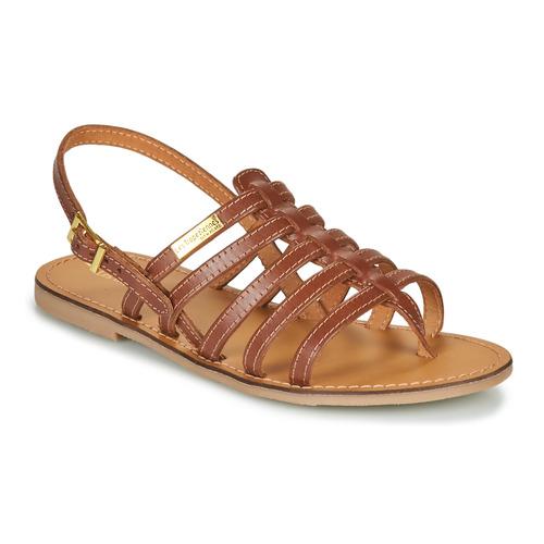Shoes Women Sandals Les Tropéziennes par M Belarbi HERILO Brown