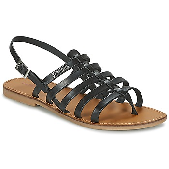 Shoes Women Sandals Les Tropéziennes par M Belarbi HERILO Black