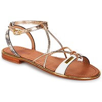 Shoes Women Sandals Les Tropéziennes par M Belarbi HIRONDEL White