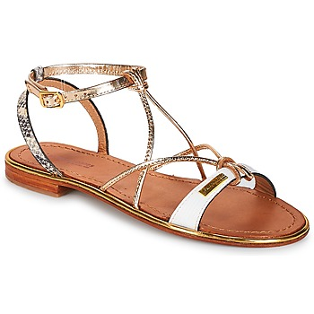 Shoes Women Sandals Les Tropéziennes par M Belarbi HIRONDEL White