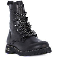 Shoes Women Mid boots Cult ZEPPELIN MID 1158 Nero