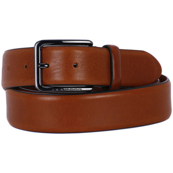 Clothes accessories Men Belts Piquadro CINTURA Marrone