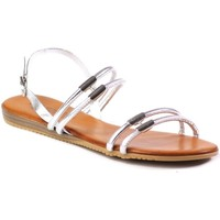 Shoes Women Sandals Venezia M601D Pel Arg Silver