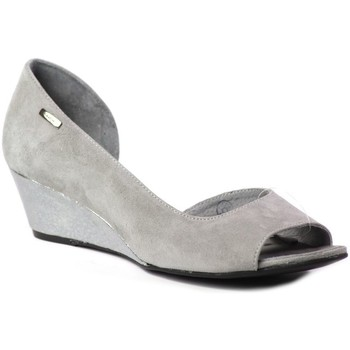 Shoes Women Heels Maciejka 0291903005 Grey
