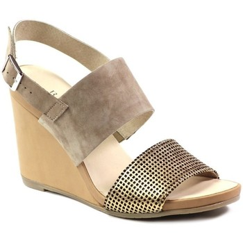 Shoes Women Sandals Ryłko 9HH42K IM1F Beige
