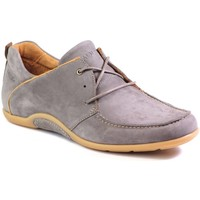 Shoes Men Derby Shoes Badura 3001 386 Grey