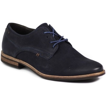 Shoes Men Derby Shoes Badura 7493645 Navy blue