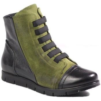 Shoes Women Mid boots Maciejka 0266624003 Green