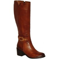Shoes Women High boots Badura 9039 69 263 Brown