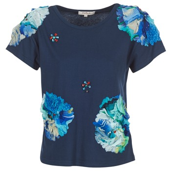 Clothing Women Short-sleeved t-shirts Derhy BANGKOK Marine