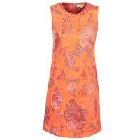 Clothing Women Short Dresses Derhy ANTILLAIGAN Orange