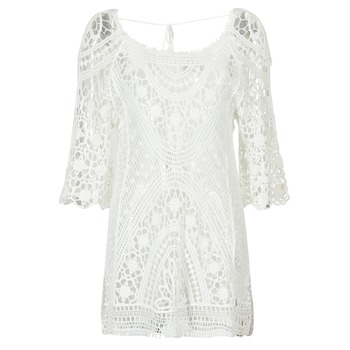 Clothing Women Short Dresses Banana Moon MAGBY DREAMLAND White