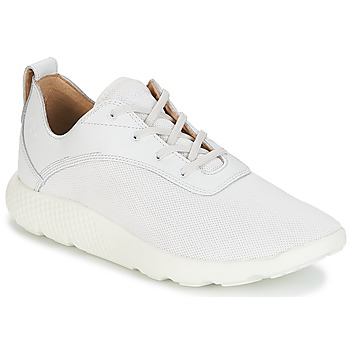 Shoes Men Low top trainers Timberland FLYROAM White