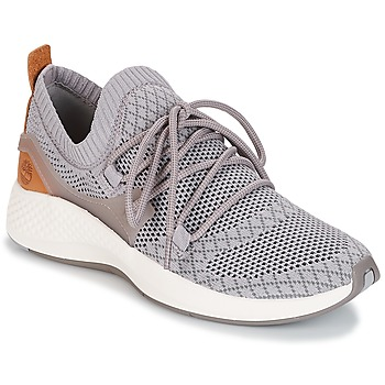 Shoes Women Low top trainers Timberland FLYROAM GO Grey