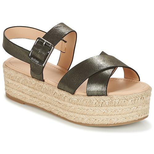Shoes Women Sandals MTNG VATIXIO Black